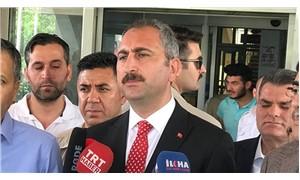 Adalet Bakanı: Demirtaş, CHP istediği için içeride