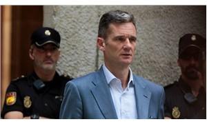 İspanya kralının eniştesi hapse girdi