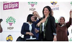 HDP Eş Genel Başkanı Pervin Buldan TRT haberde konuştu