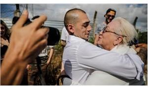 İlk duruşmada beraat eden Ezhel, cezaevinden çıktı