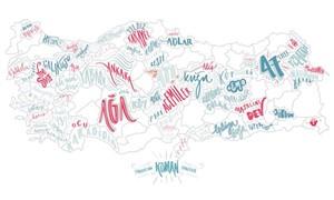 Türkiye Roman Haritası çizildi