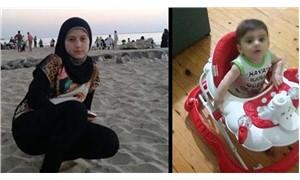 Bıçaklanarak öldürüldü: Kucağında 7 aylık bebeği vardı!