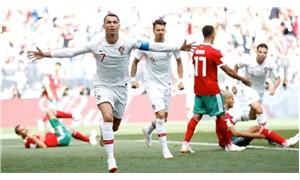 Ronaldo, 62 yıllık rekoru kırdı