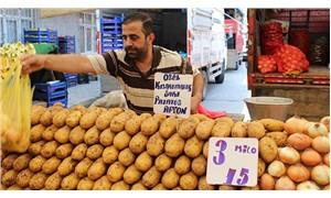 """""""35 yıllık pazarcıyım ilk defa buzhaneden patates geldiğini gördüm"""""""