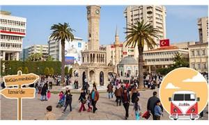 BirGün Minibüsü yollarda: İzmir rekor peşinde