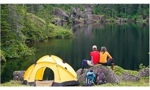 Bu yaz için 10 kamp rotası