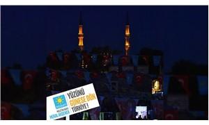 Akşener: Üsküdar Belediyesi, mitingimizde meydanın aydınlatmalarını kapattı