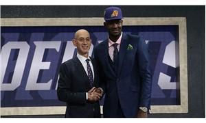 NBA draftının 1 numarası belli oldu