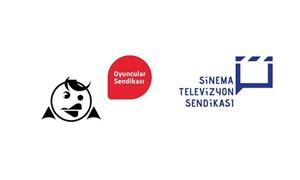 Oyuncular Sendikası ve Sinema Televizyon Sendikası dayanışma gecesi düzenliyor