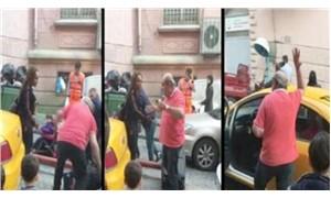 Turisti aracından zorla indiren taksici meslekten men edildi
