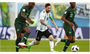 Hırvatistan ve Arjantin bir üst tura yükseldi
