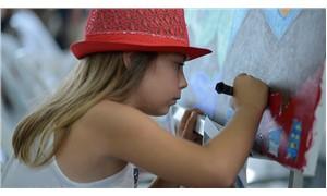5. Bisanthe Plastik Sanatlar Çalıştayı başlıyor: Dünya ressamları çocuklarla çizecek