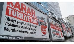 'Karar, yazarları Elif Çakır ve Etyen Mahçupyan ile yollarını ayırdı' iddiası