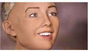 Parçaları kaybolan robot Sophia, Başbakan ile yemeğe katılamadı