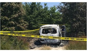 İki gündür kayıp olan kişi aracında yanmış halde bulundu
