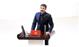 HDP milletvekili Barış Atay yemin etti