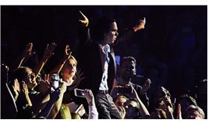 Nick Cave, bu akşam İstanbullu dinleyicileriyle buluşacak