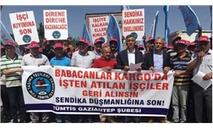 Direnişteki Babacan işçileri işe iade davalarını kazandı
