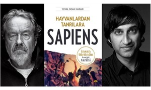 Ridley Scott ve Asif Kapadia işbirliğinde Sapiens uyarlaması