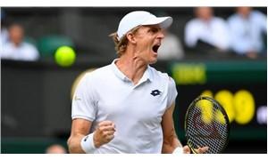 6 saat 36 dakikalık Wimbledon yarı finalinin galibi Anderson