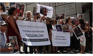 Tutuklu gazeteciler yargılanıyor