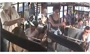 Otobüs şoförü konuştu: Burası özgür bir ülke