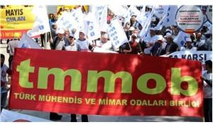 TMMOB: Darbelere ve baskıcı yönetimlere karşı demokrasi ve özgürlükleri savunacağız