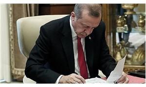 Erdoğan, Danıştay üyelerini seçti