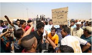 Irak Sağlık Bakanlığı: Protestolarda 53 kişi yaralandı