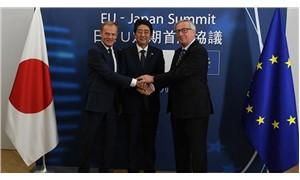 AB ile Japonya arasında ticaret anlaşması