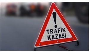Ankara-Konya yolunda zincirleme trafik kazası