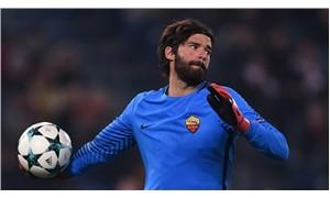Liverpool, Alisson Becker için Roma ile el sıkıştı