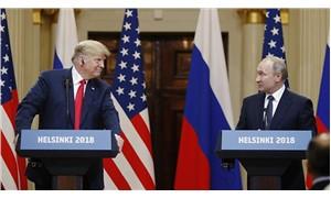 Trump: Putin ile iyi ilişkimiz birçok kişiyi rahatsız etti