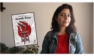 Kemik Tozu kitabının yazarı Zeynep Delav: Bıkıp usanmadan anlatarak  ve yazarak göstermek gerek
