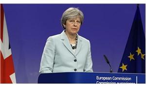 Theresa May:Brexit sürecini ben yönlendireceğim