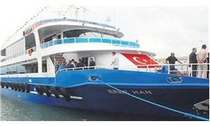 Adalar motoru kaptanı yolcuyu darp etti iddiası
