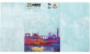 25. Uluslararası Adana Film Festivali afişi hazır