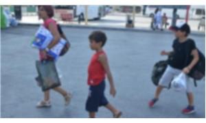 Kamil Koç, kusan çocuk ve annesini araçtan indirip yol ortasında bıraktı