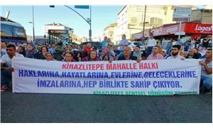 Kirazlıtepe halkı: Ranta karşı yasta değil isyandayız