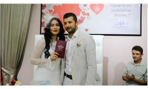08.08.2018'de evlenmek isteyenler, nikâh salonlarını doldurdu