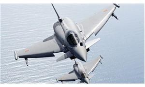 İspanyol savaş uçağı, Estonya'ya yanlışlıkla füze fırlattı