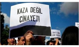 İzmir'de iş cinayeti: Merdiven çökmesi nedeniyle bir işçi hayatını kaybetti