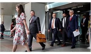 Brunson krizi için ABD'ye giden heyetin görüşmeleri sürüyor