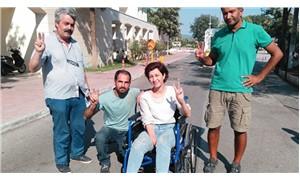 Gözaltına alınan Gülmen ve Dersulu serbest bırakıldı