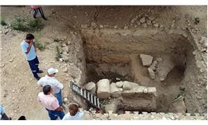 İnşaat kazısında Roma ve Bizans eserleri bulundu