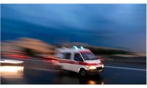 Rize'de trafik kazası: 1 kişi hayatını kaybetti