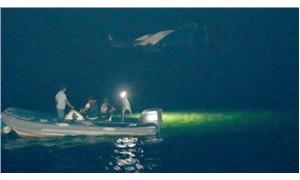 Beylikdüzü açıklarında tekne battı: 5 kişi kurtarıldı, 1 kişi öldü