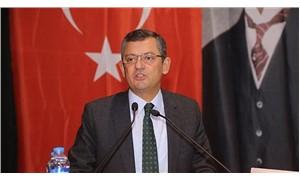 CHP'li Özel: İmza veren de vermeyen de CHP'lidir