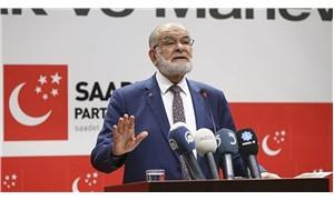 Karamollaoğlu'ndan AKP'ye acil kriz toplantısı çağrısı