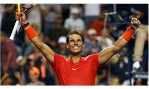 Nadal, Rogers Cup'ta yarı finale çıktı